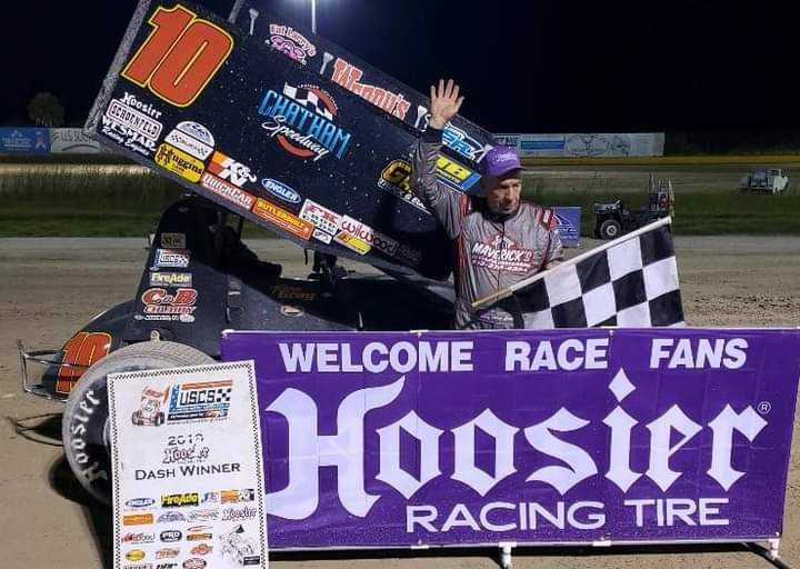 Terry Gray Earns 13th USCS National Title