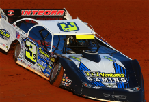 Brian Shirley claimed the DIRTcar Late Model National Championship in 2020. (Josh James Photo)