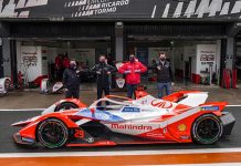 Mahindra Racing has committed to the Gen3 era of Formula E that begins in 2022/23. (Malcolm Griffiths Photo)