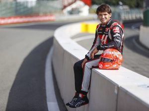 Pietro Fittipaldi will make his Formula One debut this weekend at the Bahrain Int'l Circuit for the Haas F1 Team. (Andy Hone / LAT Images Photo)
