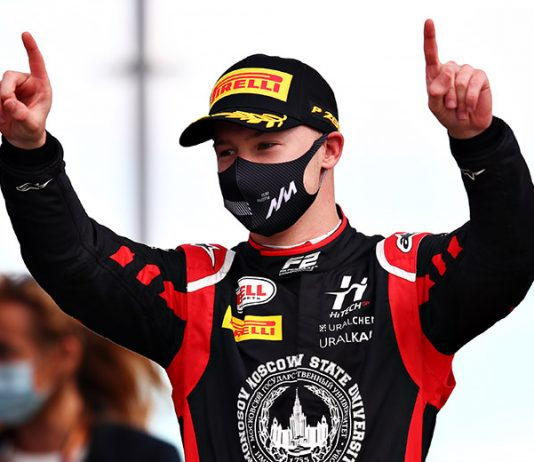 Nikita Mazepin will drive for the Haas F1 Team next year in Formula One.