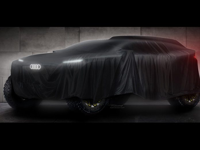 Audi has announced plans to compete in the Dakar Rally in 2022.