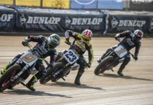 Progressive American Flat Track officials have confirmed the Memphis Shades Springfield Mile I and II will take place on Sept. 4-5.