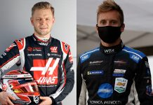 Kevin Magnussen (left) and Renger van der Zande (right) have joined Chip Ganassi Racing's reborn IMSA program.