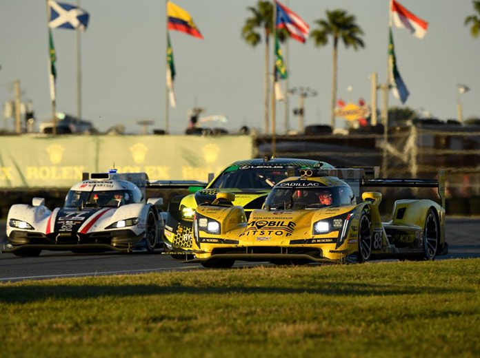 The starting grid for the 59th Rolex 24 will be set via the Motul Pole Award 100 held during the Roar Before the Rolex 24. (IMSA Photo)