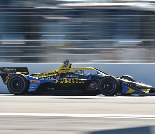 Colton Herta has been named the driver of Andretti Autosport's No. 26 entry sponsored by Gainbridge. (IndyCar Photo)