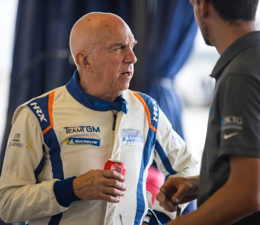 Team TGM owner Ted Giovanis has set his driver roster for the Rolex 24.