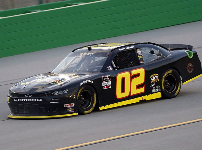 Our Motorsports has announced plans to expand its NASCAR Xfinity Series program. (HHP/Harold Hinson)
