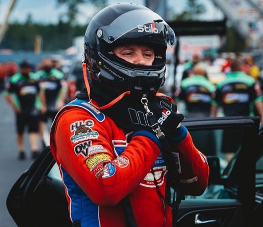 Josh Hart will step up to the NHRA's Top Fuel class in 2021.