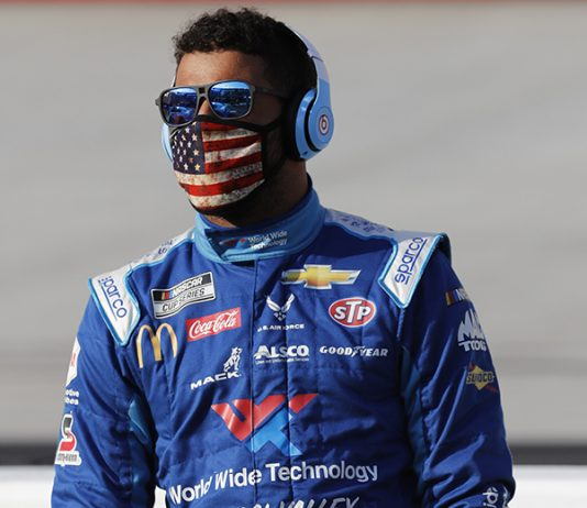 23XI Racing has revealed the first sponsors of its new NASCAR Cup Series program led by driver Bubba Wallace. (HHP/Andrew Coppley Photo)