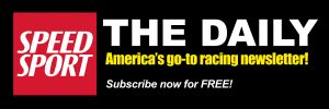 subscribe to the free SPEED SPORT Daily E-Mail Newsletter