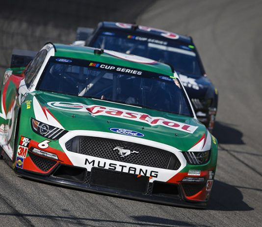 Castrol has expanded its sponsorship of Roush Fenway Racing. (HHP/Chris Owens Photo)