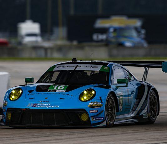 Wright Motorsports will return for another season in the IMSA WeatherTech SportsCar Championship in 2021. (IMSA Photo)