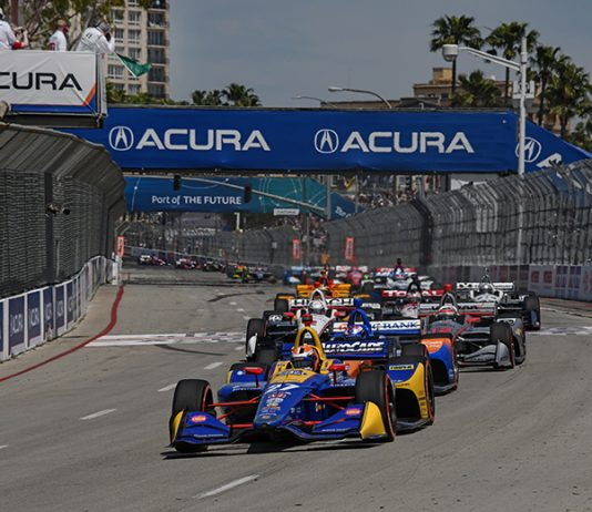 The Long Beach Grand Prix will now take place in September of 2021. (IndyCar Photo)