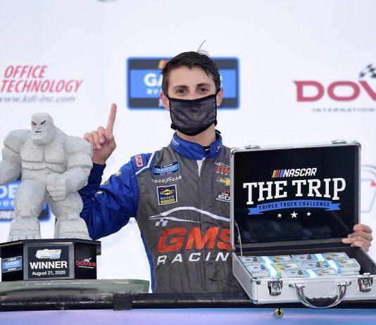 NASCAR Confirms Triple
