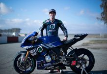 Josh Herrin will ride for Attack Performance Yamaha Racing during the upcoming MotoAmerica Superbike season.