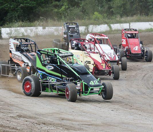 The USAC Dirt Midget Association has set its schedule for the 2021 season. (John DaDalt Photo)