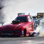Don Schumacher Racing was the dominant force in the NHRA Camping World Drag Racing Series this year. (NHRA Photo)