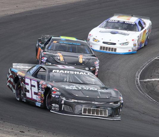 The American-Canadian Tour will debut at Hickory Motor Speedway on April 2-3. (Daniel Holben photo)