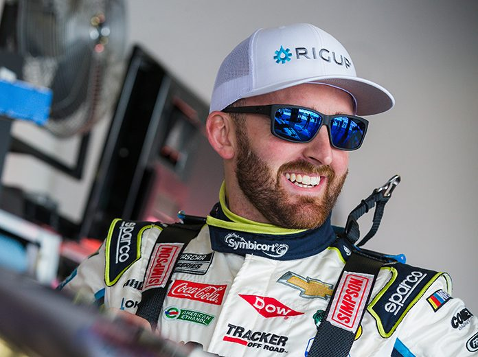 Austin Dillon will compete in the Rolex 24 for the first time in January. (HHP/Chris Owens Photo)