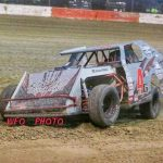Shaw Race Cars Western Region Rookie of the Year Dino Gronning. (Photo by WFO Photo)