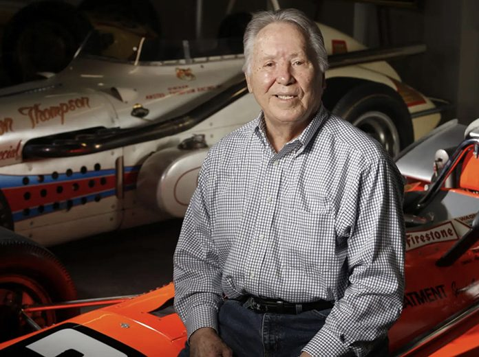 Aldo Andretti, the twin brother of Mario Andretti and father of the late John Andretti, has died at the age of 80. (Photo Courtesy of Andretti Autosport)