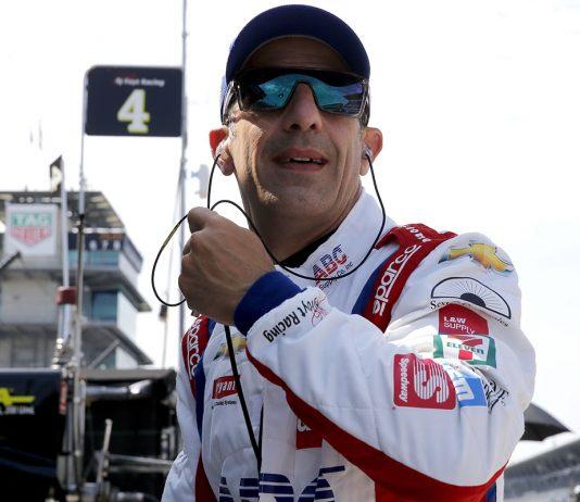 Tony Kanaan (IndyCar Photo)