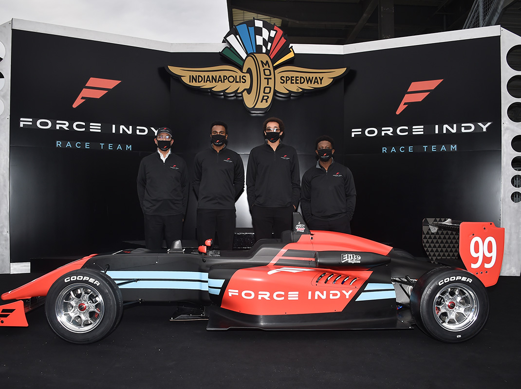 Force Indy (IndyCar Photo)
