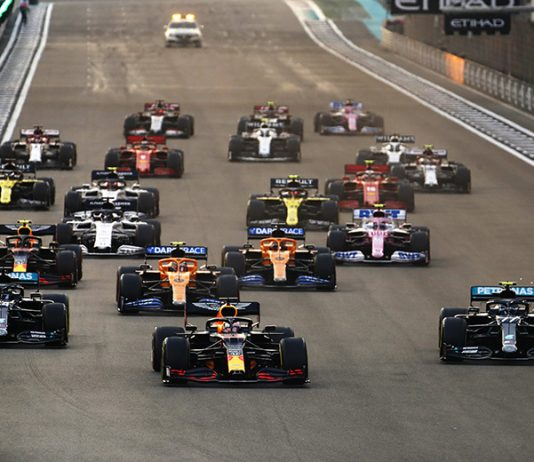 When Formula One debuts in Saudi Arabia later this year, it'll be an important step for the country. (Red Bull Photo)