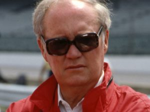 Pat Patrick won the Indianapolis 500 three times as a car owner. (IMS Photo)