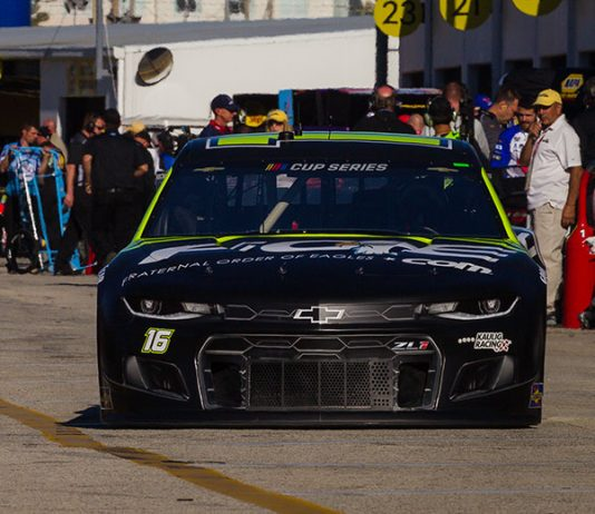 Kaulig Racing is planning to compete in select NASCAR Cup Series races later this year. (HHP/Chris Owens Photo)