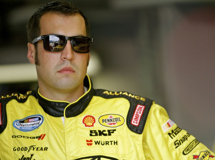 Sam Hornish Jr. is one of two people added to the 2021 IMS Hall of Fame ballot. (IMS Photo)