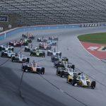 Indycar at Texas in 2020. (IndyCar Photo)