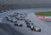 Indycar at Texas in 2020. (IndyCar Photo)