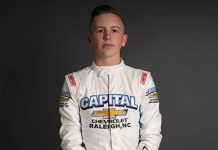 Will Cox III has joined the JR Motorsports late model program.