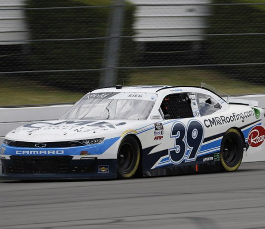 RSS Racing will field Ford Mustangs in the NASCAR Xfinity Series this year. (HHP/Andrew Coppley Photo)