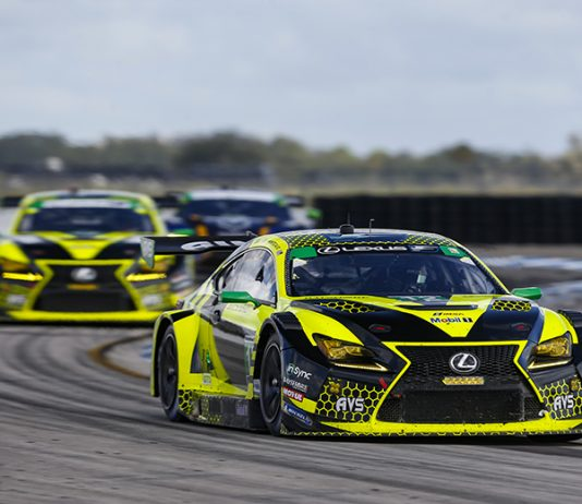Vasser Sullivan Racing has announced the additions of Townsend Bell and Oliver Gavin to the team for the Rolex 24. (IMSA Photo)