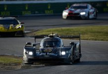 Fifty entries are set for the Jan. 22-24 Roar Before the Rolex 24 at Daytona Int'l Speedway. (IMSA photo)