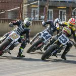 Progressive American Flat Track officials have announced the 2021 series schedule. (AFT Photo)
