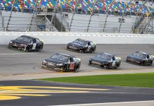 The ARCA Menards Series open test began Friday at Daytona Int'l Speedway. (Jason Reasin Photo)