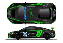 CarBahn with Peregrine Racing have announced its IMSA Michelin Pilot Challenge plans for 2021.