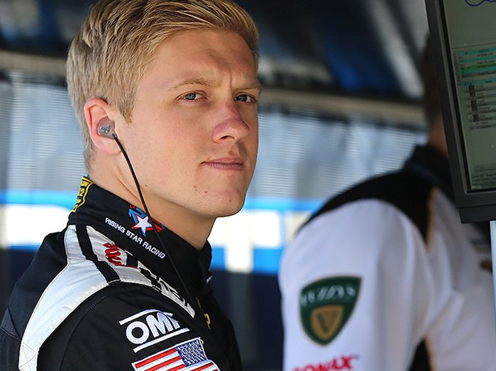Spencer Pigot has joined Motorsports in Action in the IMSA Michelin Pilot Challenge.