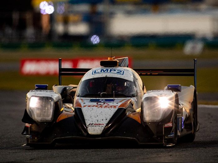Tower Motorsport has set its driver roster for the Rolex 24.