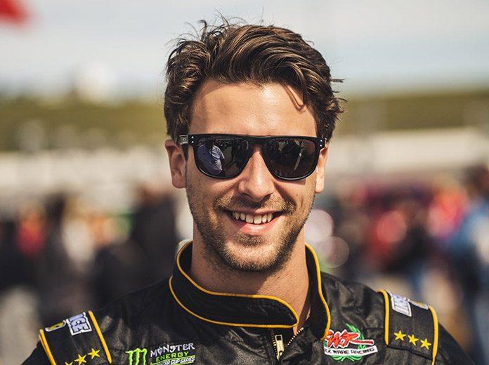 Josh Bilicki will run the full NASCAR Cup Series season this year for Rick Ware Racing.
