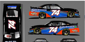 Mason Diaz will drive for Visconti Motorsports in the ARCA Menards Series East series this year.