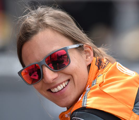 Simona de Silvestro will return to the Indianapolis 500 with Paretta Autosport. (IndyCar Photo)