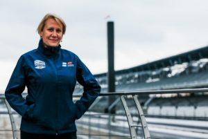 Beth Paretta, team owner of Paretta Autosport.