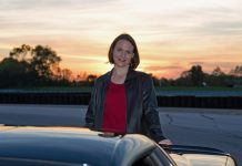 Laura Wontrop Klauser has been named Chevrolet's first Sports Car Racing Program Manager.