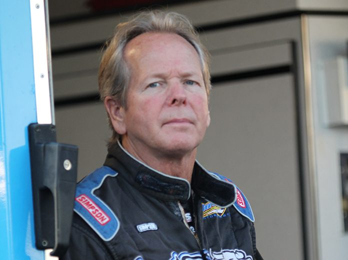 Jac Haudenschild will end his sprint car racing career at the conclusion of the season. (Adam Fenwick Photo)