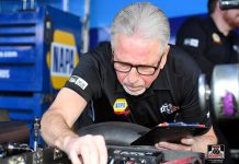 Don Schumacher Racing crew chief Rahn Tobler has confirmed his retirement.